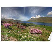 Killary Fjord Poster