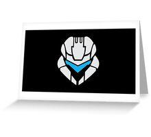 Halo - Spartan Assault Helmet Greeting Card