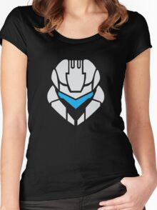 Halo - Spartan Assault Helmet Women's Fitted Scoop T-Shirt