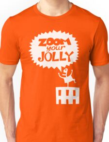 Zoom Your Jolly Unisex T-Shirt