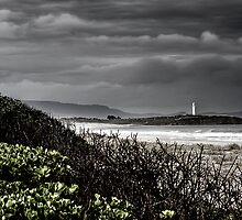 Light House - Stormy Weather by clydeessex