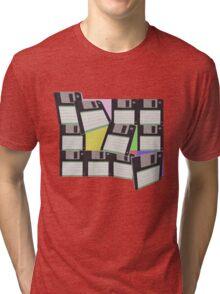 floppy dimensions Tri-blend T-Shirt