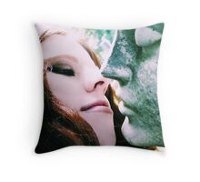secluded spaces Throw Pillow