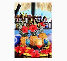 Tropical colourful cocktails Unisex T-Shirt