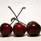 Cheery Trio by Hege Nolan
