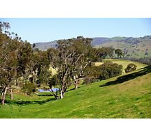 Valley of a Thousand Hills Photographic Print