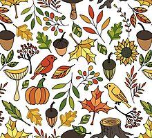 Autumn by JuliaBadeeva