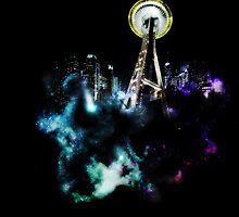 Nebula Needle by AlainaMichelle
