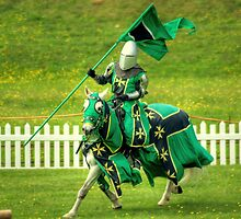 The Green Knight.. by Jamie  Green
