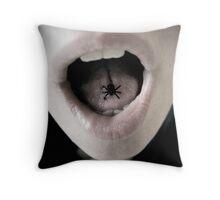 Hidden Things Throw Pillow
