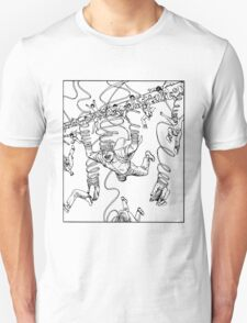 Junji Ito – Unraveled T-Shirt