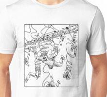 Junji Ito – Unraveled Unisex T-Shirt