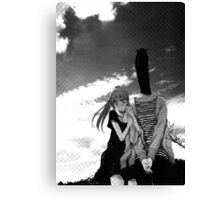 Punpun – Aiko and Punpun Canvas Print