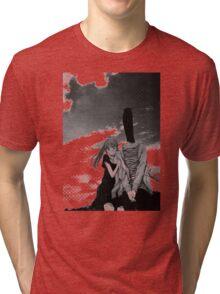 Punpun – Aiko and Punpun Tri-blend T-Shirt