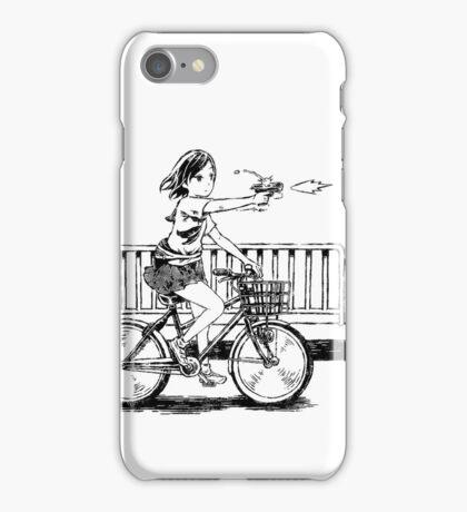 Girl Shot iPhone Case/Skin