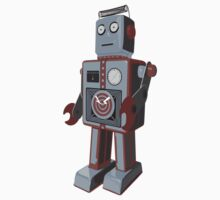 Vintage Robot Kids Tee
