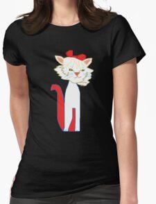 White Kitty T-Shirt