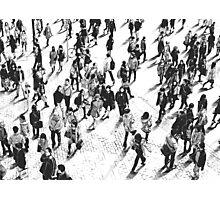Punpun – Streets Photographic Print