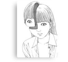 Shintaro – Where is My Mind? Canvas Print