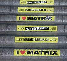 I Love Matrix by theupsidedowntr
