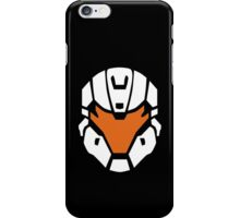 Halo - Spartan Strike Helmet Logo iPhone Case/Skin