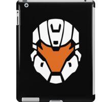 Halo - Spartan Strike Helmet Logo iPad Case/Skin