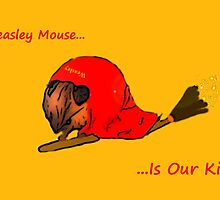 Weasley Mouse by PippaBothwell