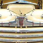 Face of a Ford by Jeff Stroud