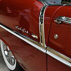 Red Bel Air  by Jeff Stroud