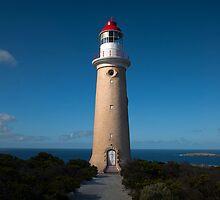 Lighthouse - Kangaroo Island  by Stephen Colquitt
