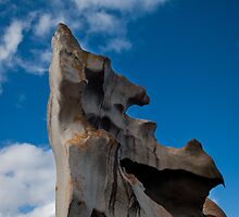 Kangaroo Island rock formations by Stephen Colquitt