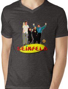 Seinfeld: The Game! The T-Shirt Mens V-Neck T-Shirt