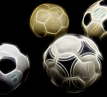 Football collection black background by 7akami