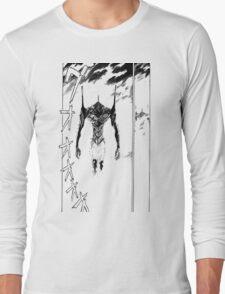 Evangelion – Unit-01 Long Sleeve T-Shirt