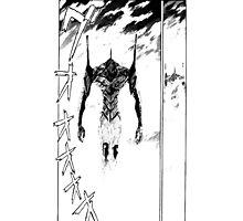 Evangelion – Unit-01 Photographic Print