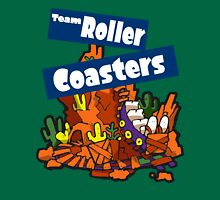 Splatfest Team Roller Coaster v.2 Unisex T-Shirt