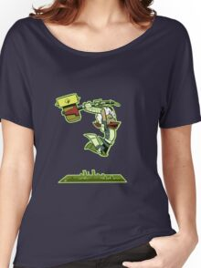 The Kid's Hammer Women's Relaxed Fit T-Shirt
