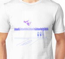 Girls (DDDD) – Abduction [Color Version] Unisex T-Shirt