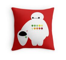 LOW BATTERY...? Throw Pillow