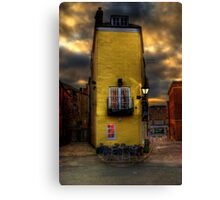 Exeter 9 Canvas Print