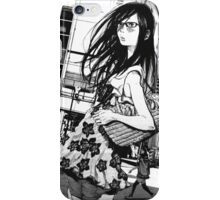 Punpun – Sachi iPhone Case/Skin