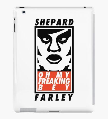 Shepard Farley iPad Case/Skin