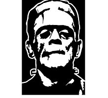 FRANKENSTEIN Photographic Print