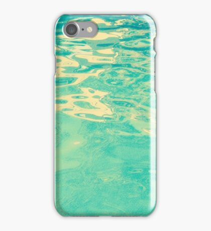 Summer Waters iPhone Case/Skin