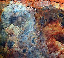 Rust's Vitality by Haydee  Yordan