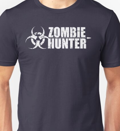 Zombie Hunter T Shirt Unisex T-Shirt