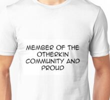 otherkin community  Unisex T-Shirt