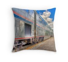 Ready for Departure! Throw Pillow