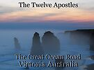 Twelve Apostles Great Ocean Road by Matthew Walmsley-Sims
