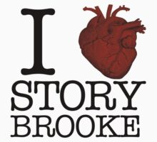 I Heart Storybrooke Kids Clothes
